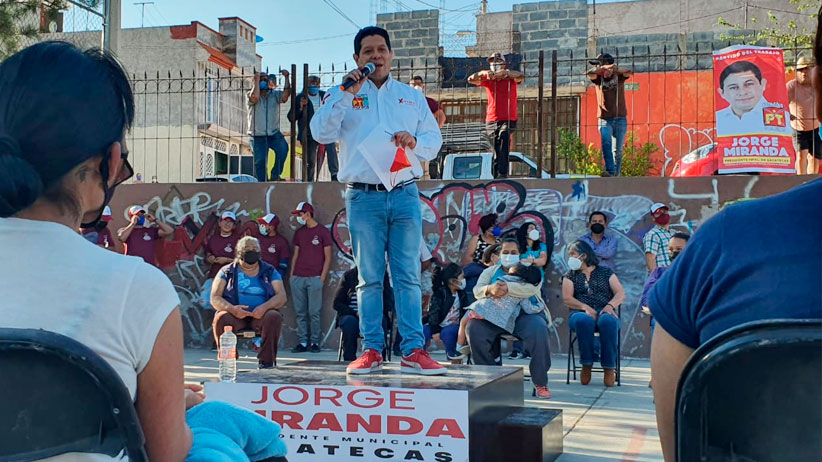 Mejorar los espacios públicos, deuda histórica en la capital: Xerardo Ramírez
