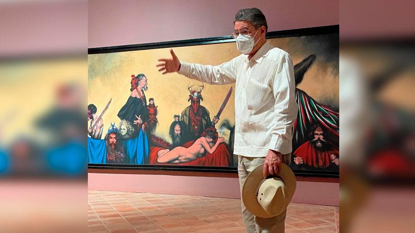 Más de 3 mil 900 personas visitaron los museos de Zacatecas en Semana Santa