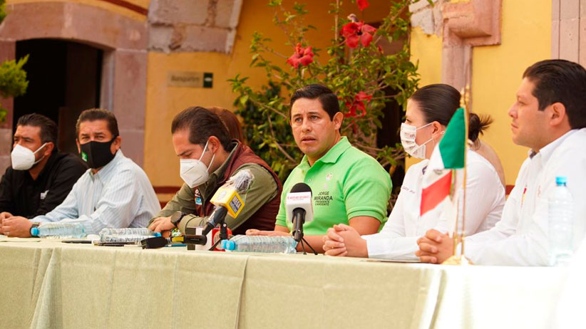 Jorge Miranda va por la capital con el respaldo del PVEM