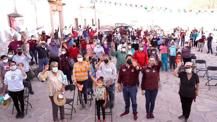 Sacaremos a Zacatecas de la crisis económica: Jorge Miranda