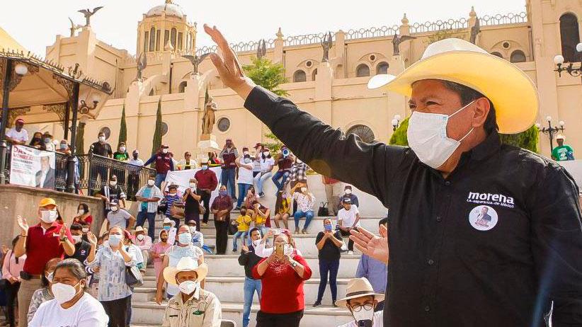 David Monreal sería el mejor gobernador: encuestadora De Las Heras