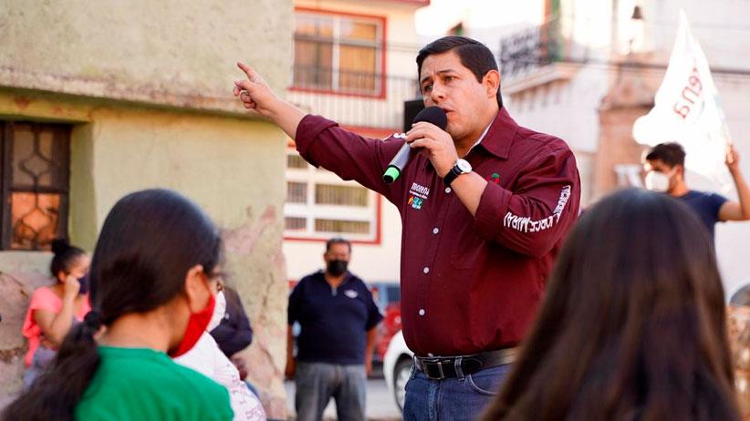 Jorge Miranda apostará por las Morismas de Bracho en el sector turístico
