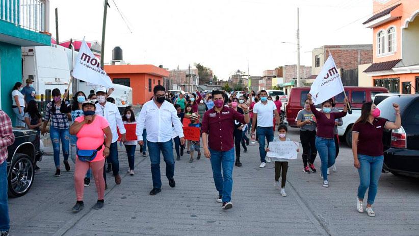 Pide Julio César Chávez apoyo decidido y firme para David Monreal