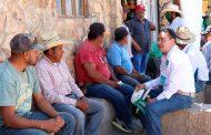 Activación económica por medio del sector primario e industrial; Fredy Barajas