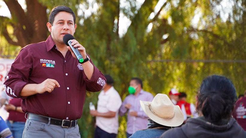Respaldan guadalupenses proyecto de Julio César Chávez basado en la honestidad y transparencia
