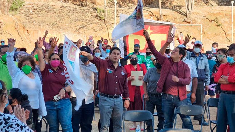 """""""No hay quien pare este movimiento social"""": Xerardo Ramírez"""