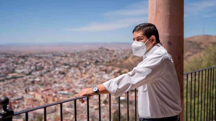 Jorge Miranda buscará impulsar a Zacatecas con turismo cultural