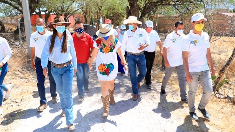PAN, alternativa para el Agro Zacatecano, porque devolverá recursos y apoyos a productores