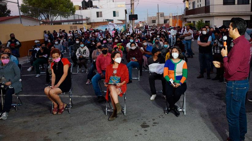 Consolidaremos la industrialización del municipio de Guadalupe: Julio César Chávez