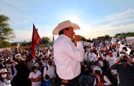 Otro Monreal va a sacar al PRI de Zacatecas, aseguró David Monreal Ávila en Fresnillo
