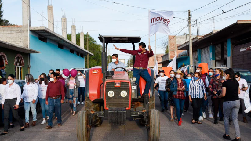 Si al campo de Guadalupe le va bien, a nuestra ciudad le va mejor: Julio César Chávez