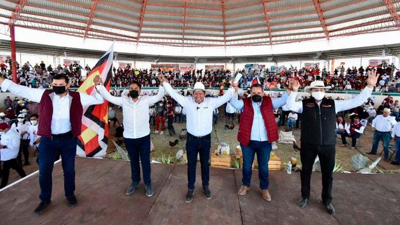 Mi apuesta es con el campo de Zacatecas, sostiene David Monreal al presentar el Decálogo para la transformación del sector agropecuario