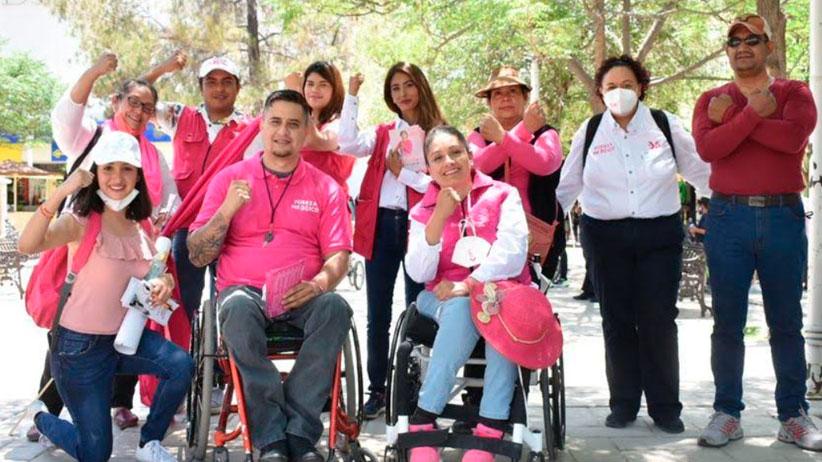 Promueve la inclusión  candidatos de Fuerza por México en el municipio de Río Grande