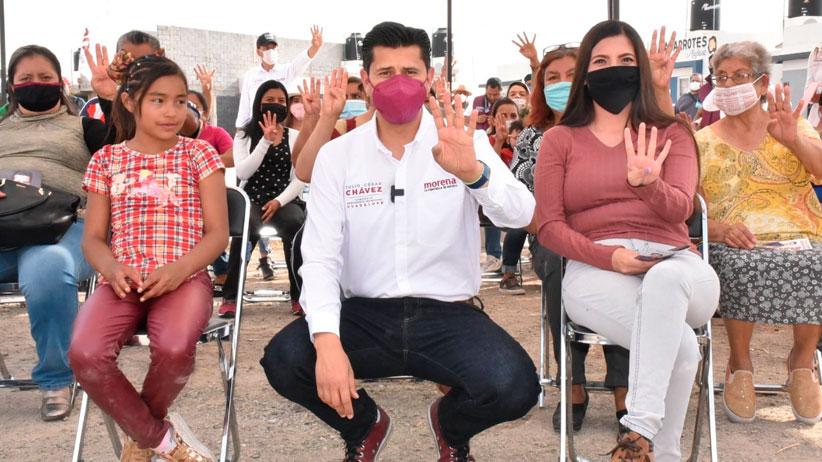 Necesitamos un Gobernador aliado: Julio César Chávez