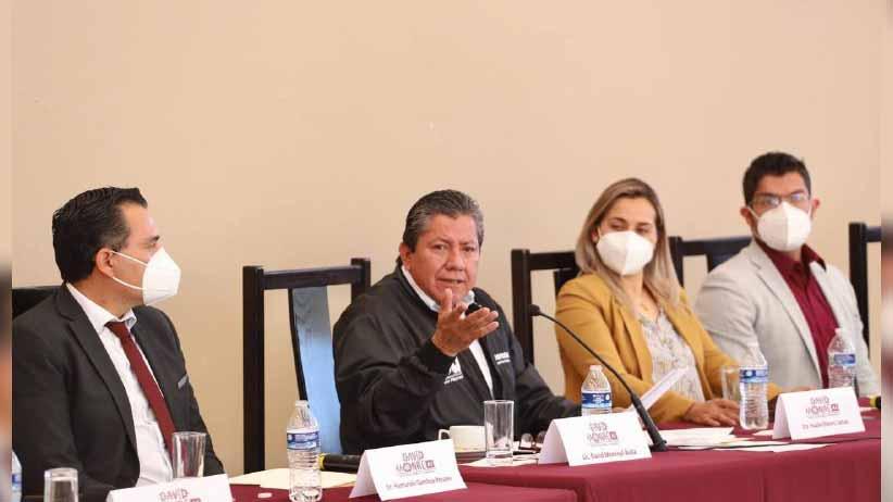 Ciencia y tecnología serán fundamentales para el desarrollo de la economía y progreso de Zacatecas: David Monreal Ávila