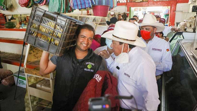 Anuncia David Monreal Ávila la construcción de Casa del Bienestar para adultos mayores en Jalpa