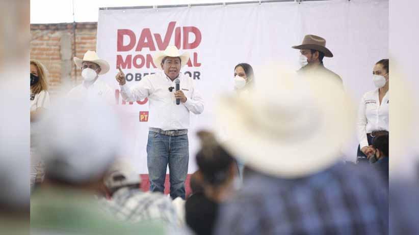 Frente a la emergencia que vive Zacatecas, no puede haber un gobierno rico y un pueblo pobre: David Monreal