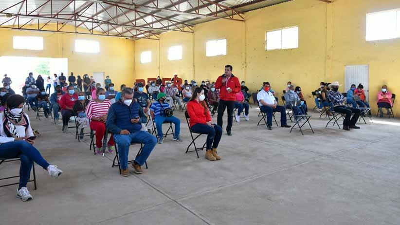 Inicia David González campaña por el Distrito XII