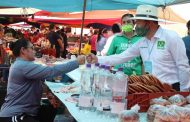 Un Mercado de Abastos impulsaría el desarrollo de Guadalupe: Fredy Barajas