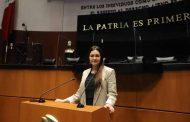 Mayores sanciones a gasolineras que no vendan litros de a litro: Geovanna Bañuelos