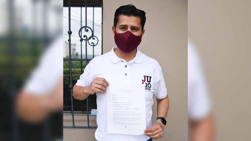 Mantiene Julio César Chávez 'Campaña Segura'