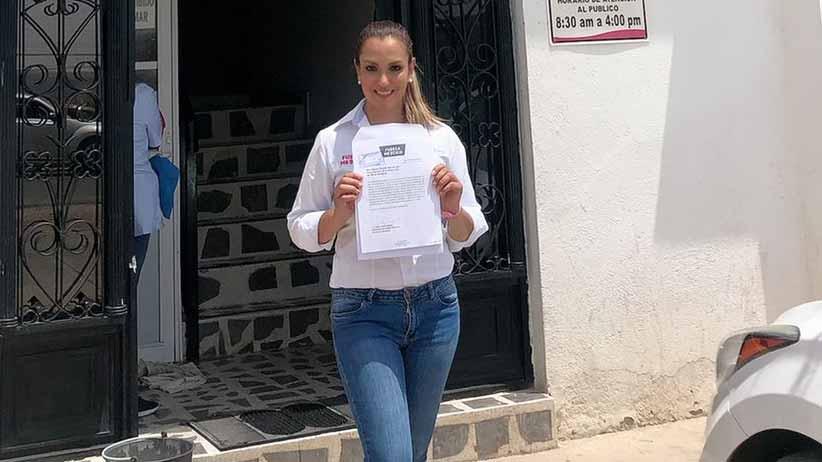 Solicita candidata Lupita Flores de Fuerza Por México, se lleve a cabo debate para informar adecuadamente a la población
