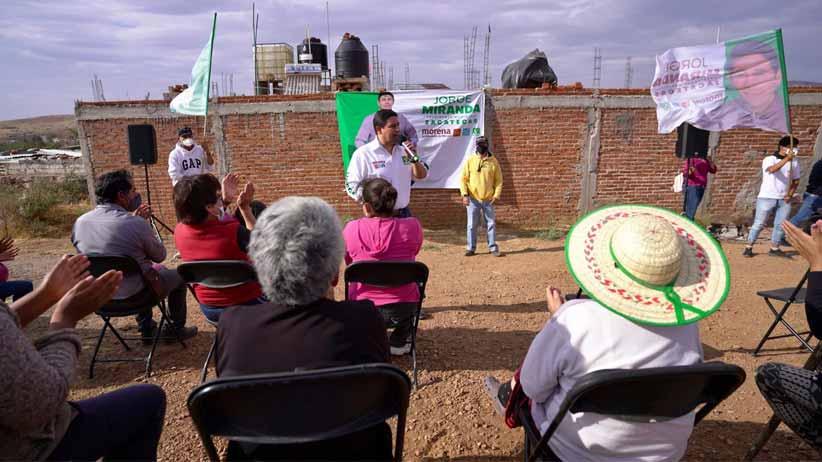 Solventaremos las carencias más sentidas de la capital: Jorge Miranda