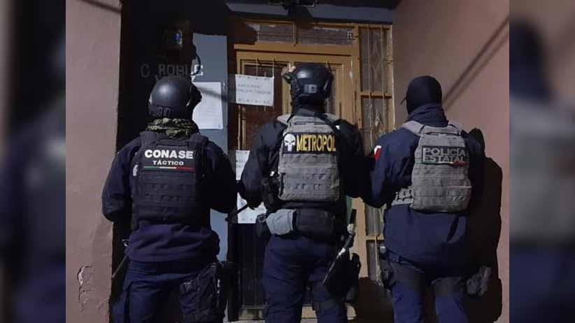 Rescatan a víctimas de secuestro virtual en Pinos