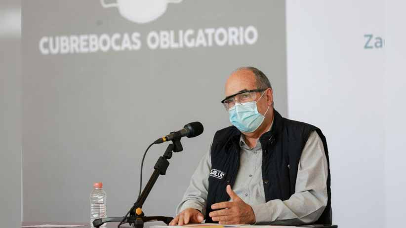Llegan 68 mil vacunas contra COVID-19 a 28 municipios del territorio zacatecano