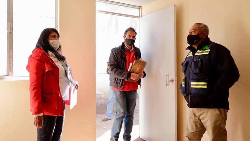Gobierno de Tello entrega 63 viviendas a familias de Río Grande y Loreto