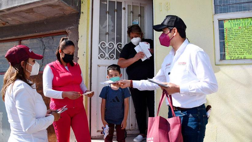 Jorge Miranda velará por el bienestar de las infancias en la capital.