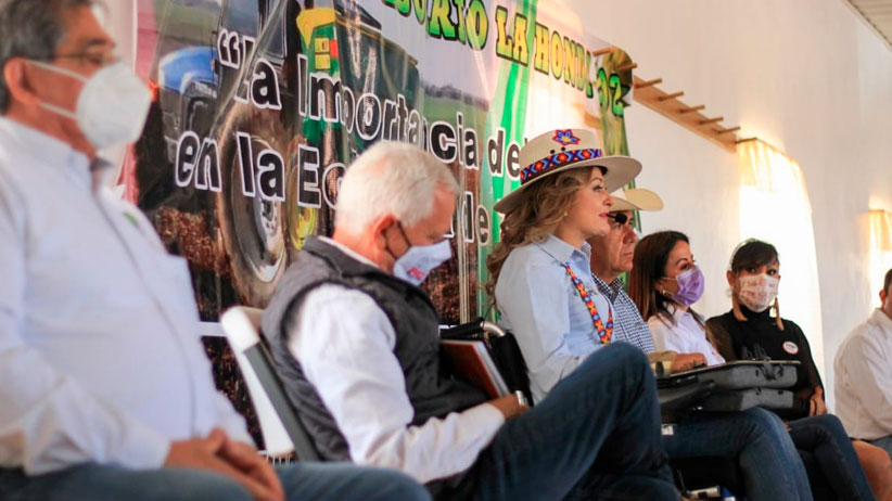 Turismo, campo, minería e industrialización: Ejes propuestos por David Monreal para el desarrollo de Zacatecas