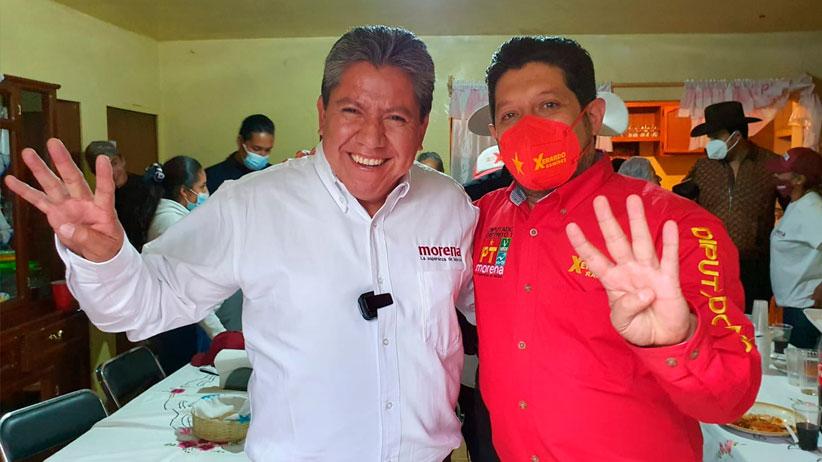 Zacatecas ya decidió, vamos por el cambio verdadero: Xerardo Ramírez