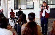Coadyuvaré para que los jóvenes exploten todo su potencial: Jorge Miranda