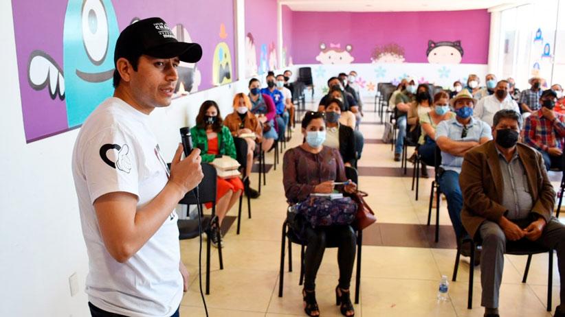 Impulsar y fomentar el arte y la cultura, compromisos de Julio César Chávez