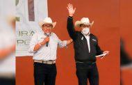 Fresnillo tendrá todo el apoyo de mi gobierno y vamos a sacar del atolladero al campo zacatecano: David Monreal Ávila