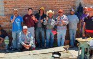 Trabajo para Zacatecanos en obras realizadas en el estado :Xerardo Ramírez