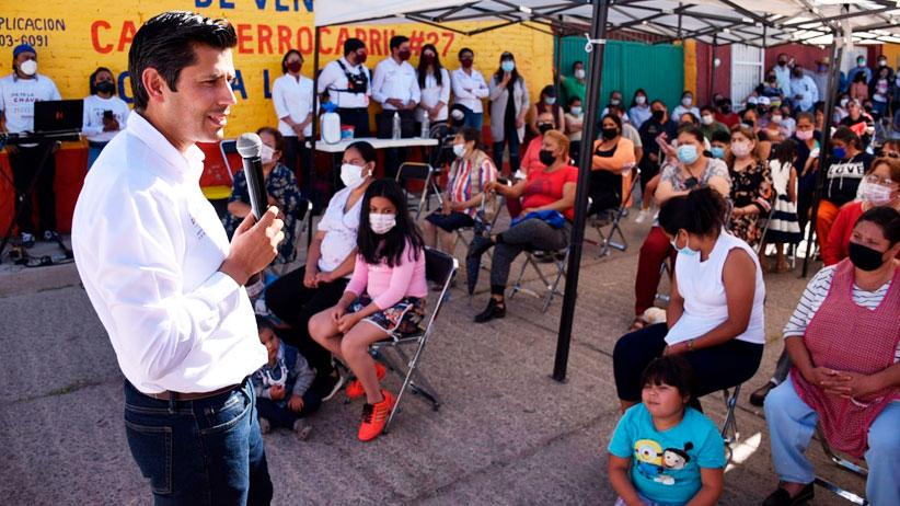La 'fórmula secreta' es gobernar con honestidad, asegura Julio César Chávez