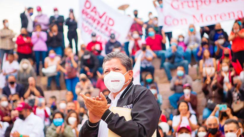 Propone David Monreal armonizar acciones de seguridad para devolver la tranquilidad y la paz a los zacatecanos