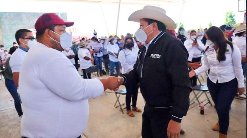 La política social debe llegar hasta el último rincón donde esté un zacatecano: David Monreal Ávila