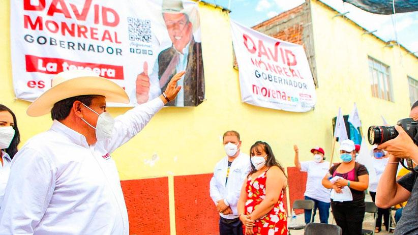 Dirigencia nacional del PVEM respalda la candidatura de Jorge Miranda