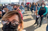Sin incidencias, inicio de vacunación a personal del sector educativo en Zacatecas
