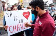 Estamos aquí para renovar compromisos: Julio César Chávez