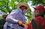 Inseguridad en Zacatecas, herencia maldita del PRIAN; recuperaremos la paz social: David Monreal