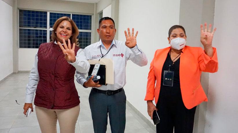 Loreto tiene un candidato que se ha ganado la preferencia electoral: Julia Olguín