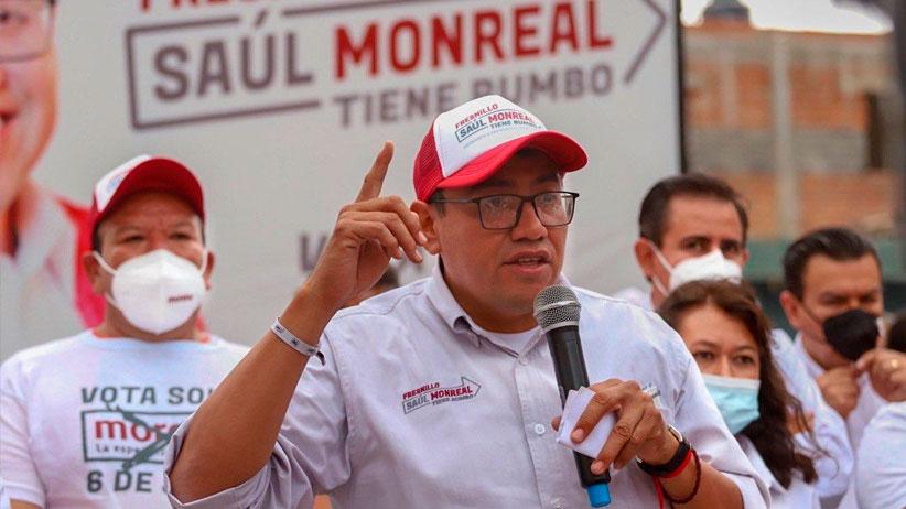 Desde Miguel Auza, Femat propone que la riqueza del país sea medida a través del IDH