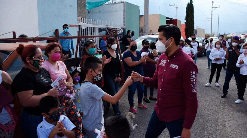 Los guadalupenses están convencidos la historia continúa con Julio César Chávez