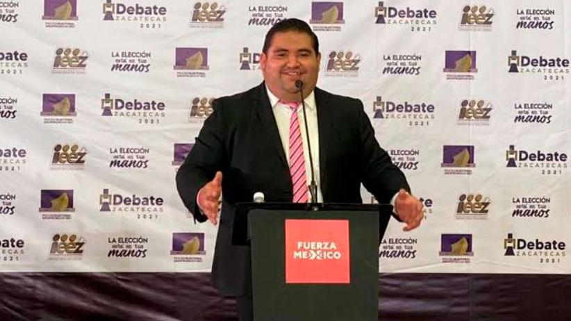 Resalta Pepo Márquez en debate por sus propuestas encaminadas al desarrollo del Distrito II