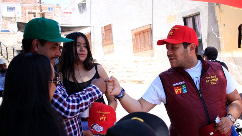 Propone Xerardo Ramírez rescatar La Fayuca