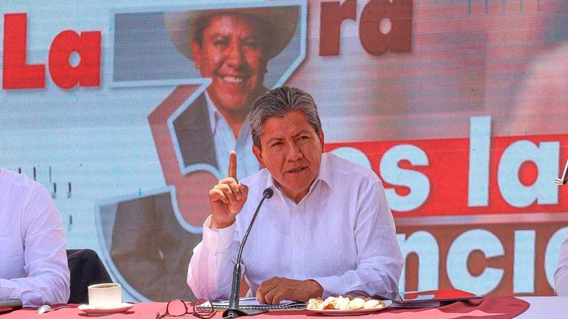 La comunidad migrante va con David Monreal en su lucha por la transformación de Zacatecas